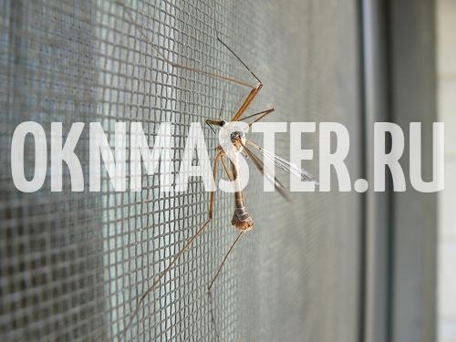 Москитные сетки от насекомых
