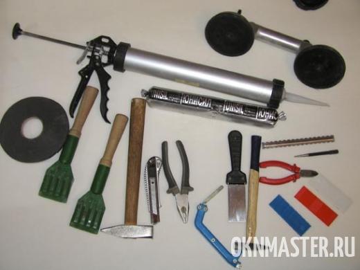 Инструмент для установки и ремонта