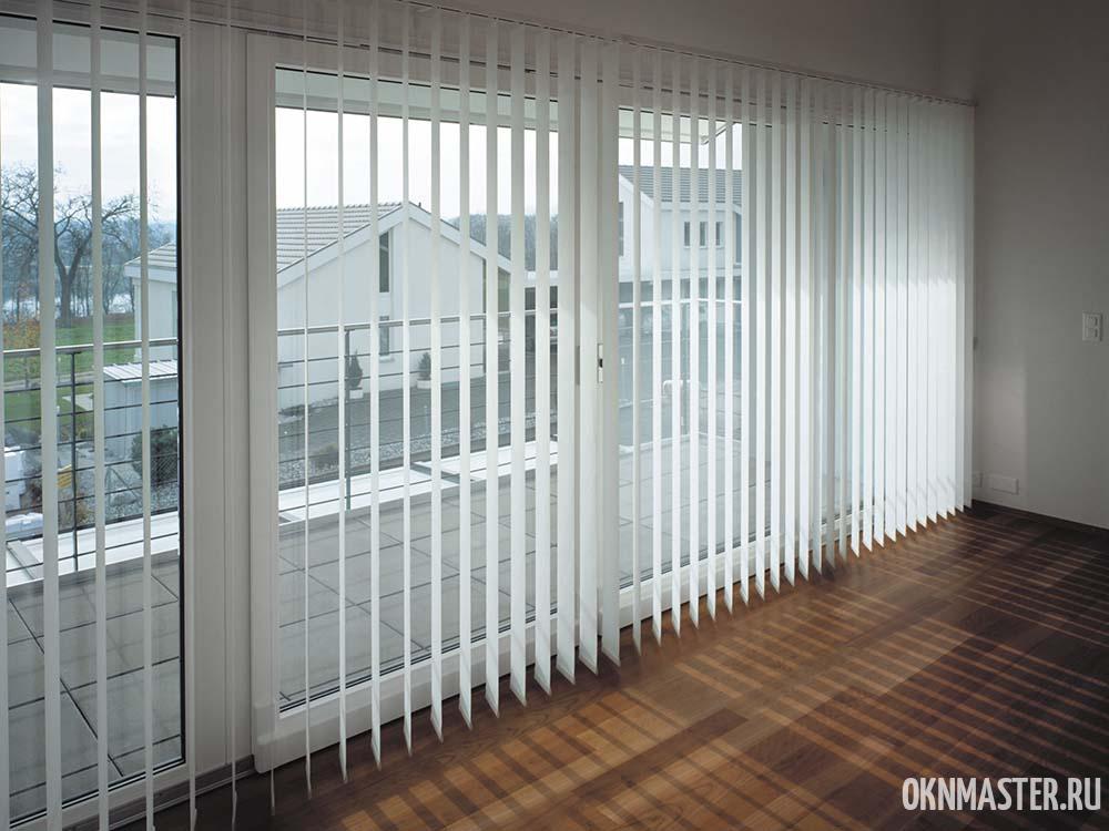 Жалючи на окна в доме