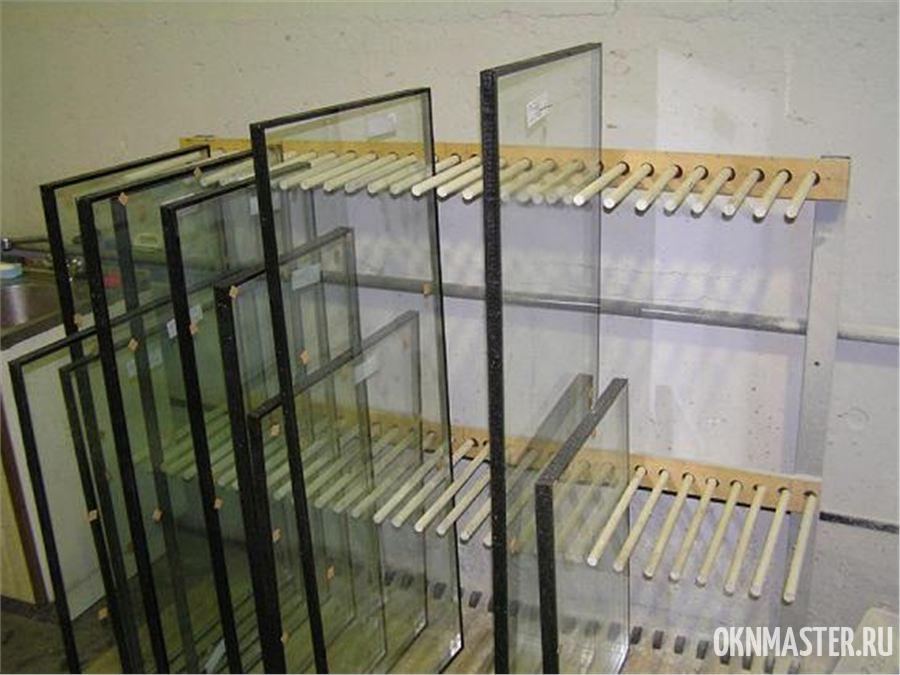 Готовые стеклопакеты для ПВХ окон